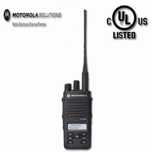 bộ đàm chống cháy nổ Motorola XiR P6620i - TIA