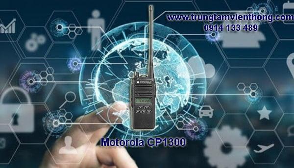 Bộ đàm Motorola đi đầu công nghệ 4.0